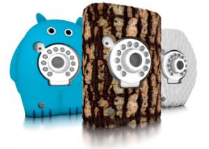 Coques personnalisées pour caméras IP Kiwatch