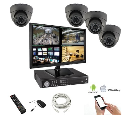 installer un syst me de vid osurveillance analogique blog vid osurveillance. Black Bedroom Furniture Sets. Home Design Ideas